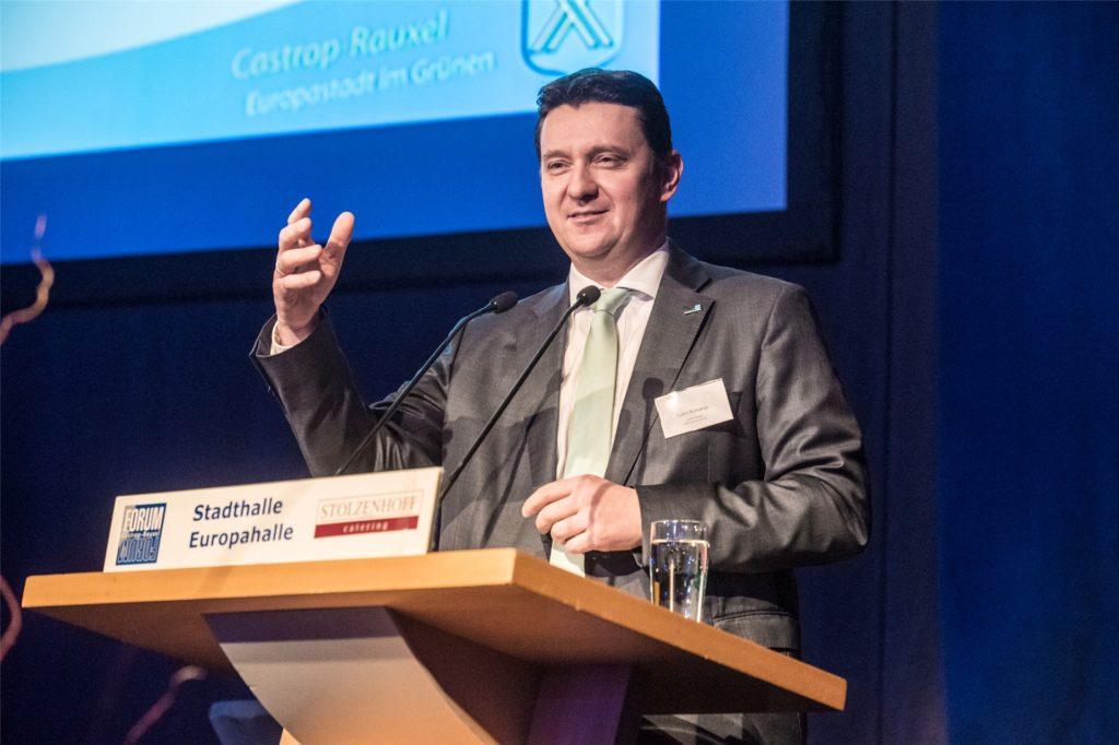 Der Amtsinhaber: Rajko Kravanja