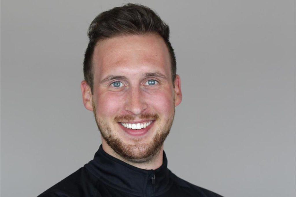 Nicolas Korte (27) ist einer der zwei künftigen Geschäftsführer des Fitnessstudios Clever Fit in Haltern.