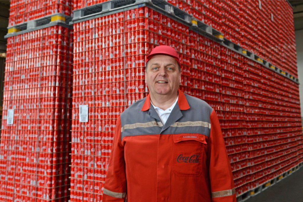 Die Corona-Pandemie hat Betriebsleiter Ralf Schmalenbeck und seine Mitarbeiter für viele Herausforderungen gestellt.