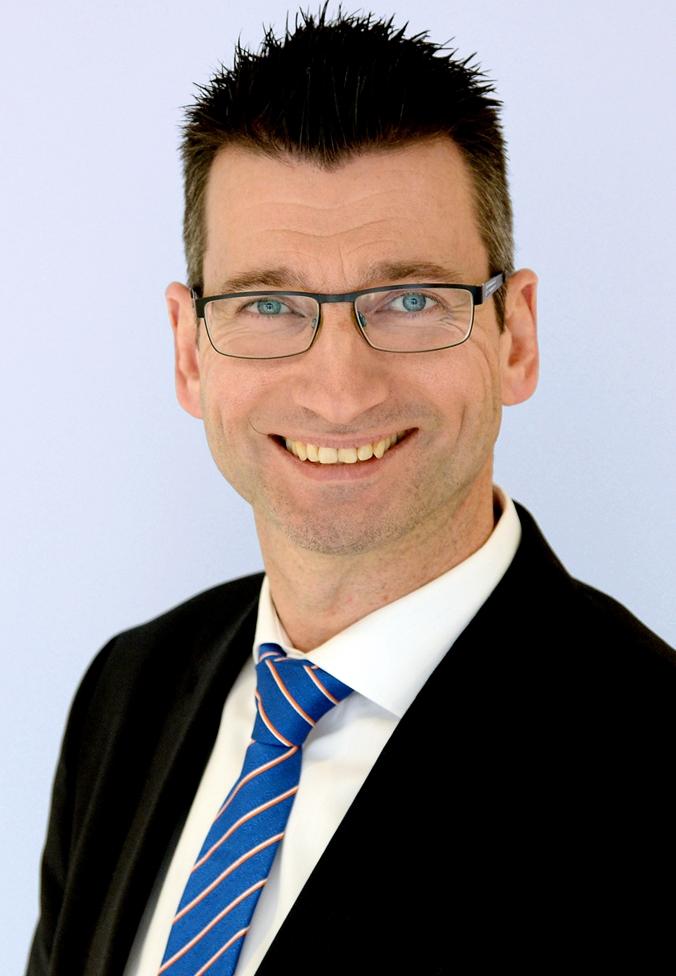 Holger Althoff ist neuer Leiter der Sparda Bank in Haltern.