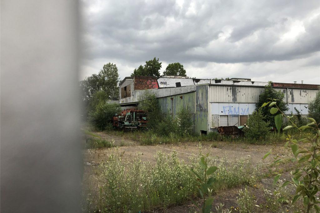 Ein Gewerbe-Leerstand in Zeiten von hoher Nachfrage nach Flächen in Castrop-Rauxel ist an der Klöcknerstraße angesiedelt.