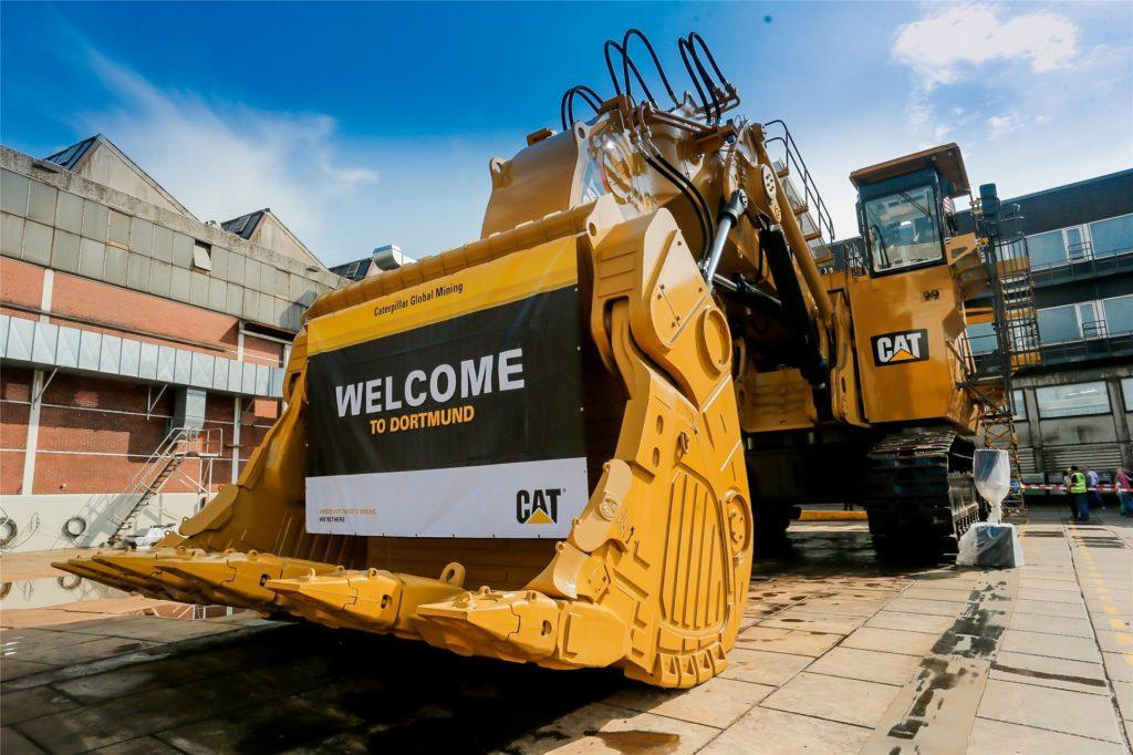 Caterpillar schließt Standort in Dortmund