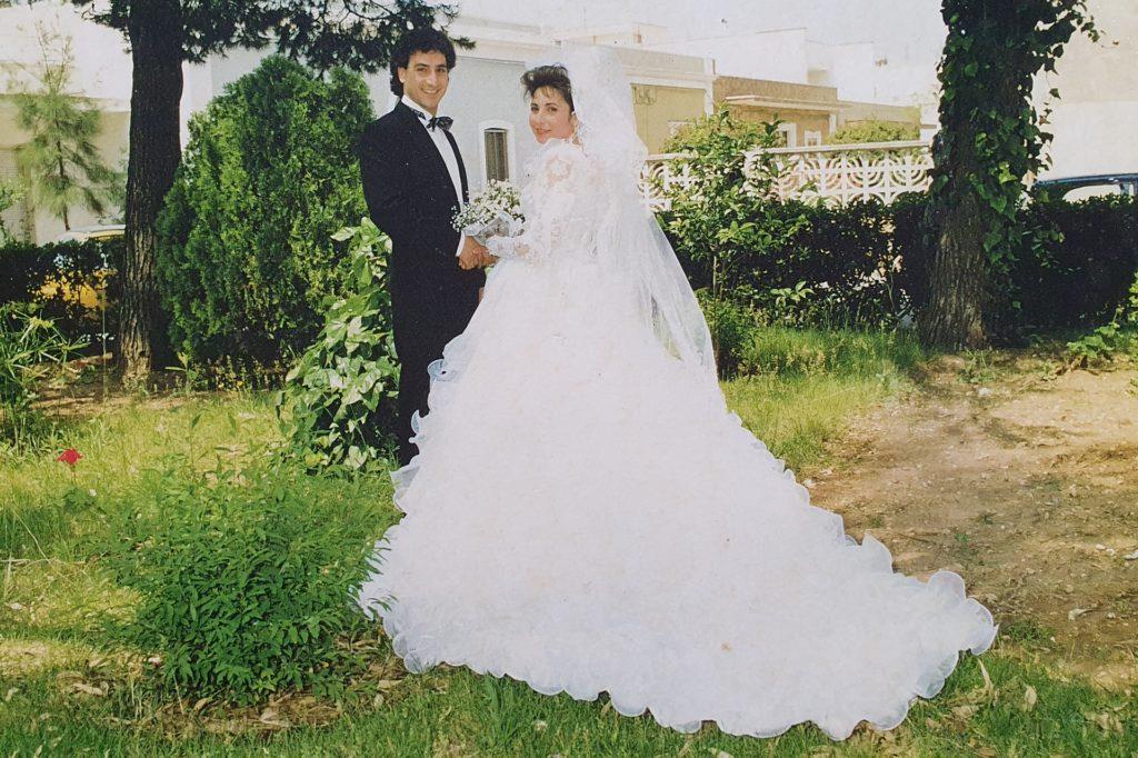 Geheiratet haben die beiden am 6. Mai 1989.