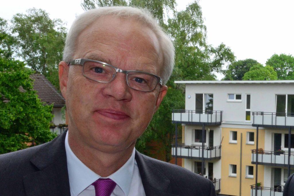 Vonovia-Regionalbereichsleiter Ralf Peterhülseweh möchte die Mieter dafür sensibilisieren, besser auf die Häuser, in denen sie wohnen, aufzupassen.