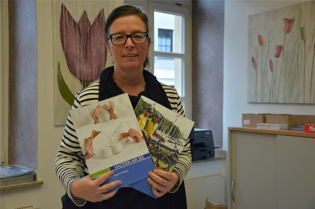 Andrea Böing von der Stadtagentur