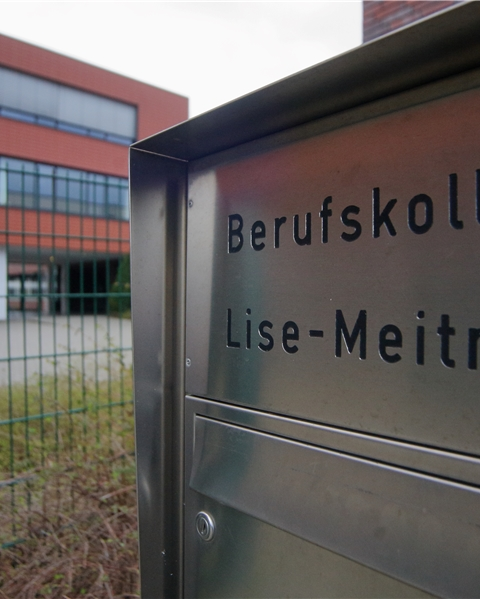 Auch das Berufskolleg Lise Meitner mit Standorten in Ahaus und Stadtlohn profitiert vom Digitalpakt Schule: Die Klassenräume werden bis November 2021 mit interaktiven Tafeln ausgestattet.