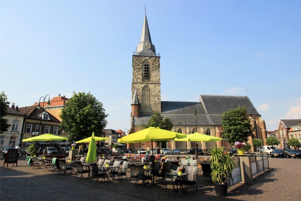 Der Ortskern von Winterswijk