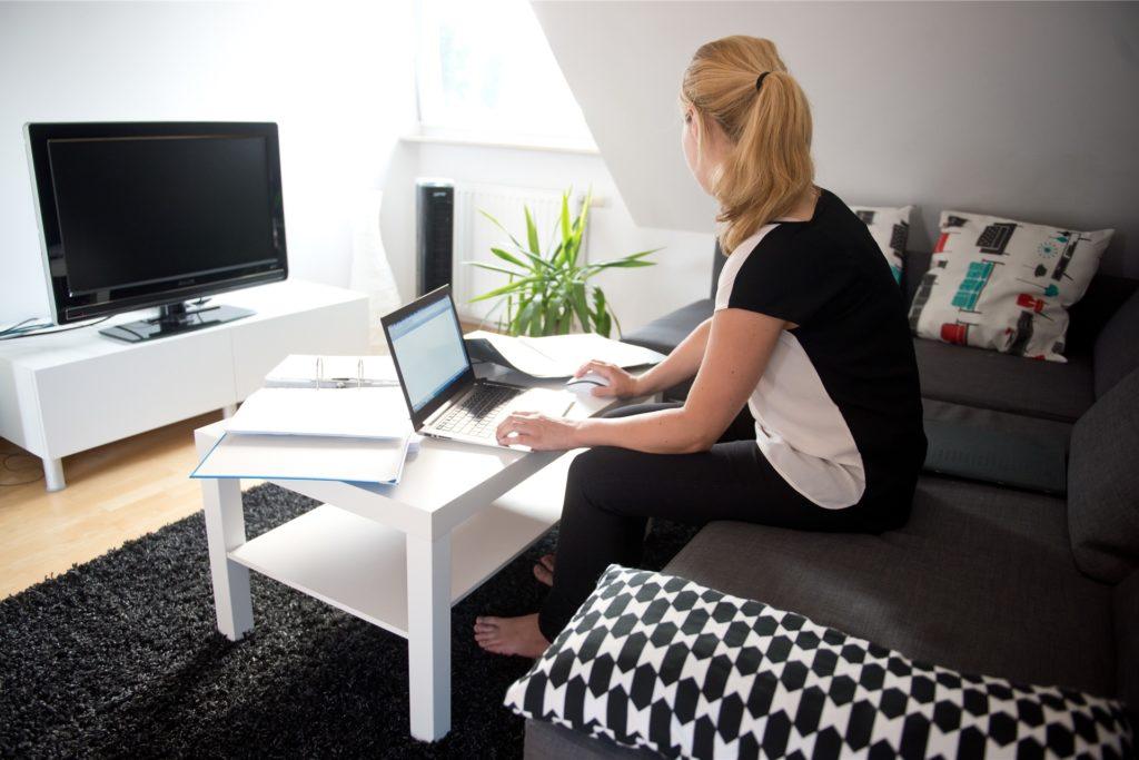 Home Office bleibt auch nach Corona eine Alternative.