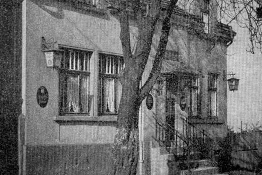 In der Gaststätte Schmalhorst an der Wellinghofer Straße entstand vor mehr als 90 Jahren die Idee zur Gründung eines Tennisclubs.