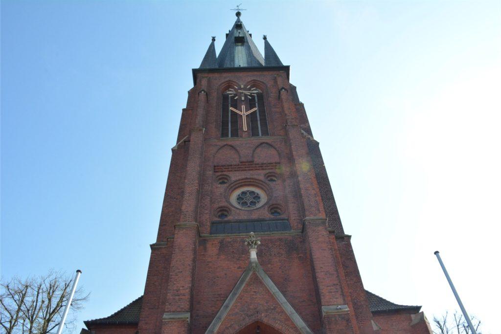 Die Sixtus-Kirche