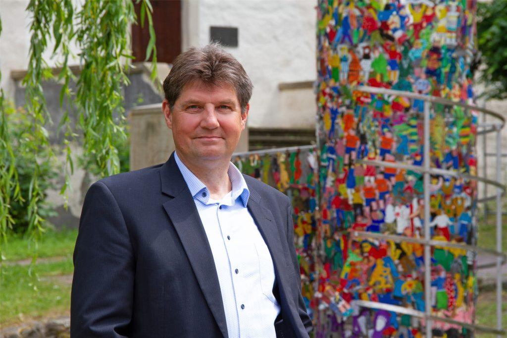 SPD: Michael Feige, 56 Jahre, IGBCE