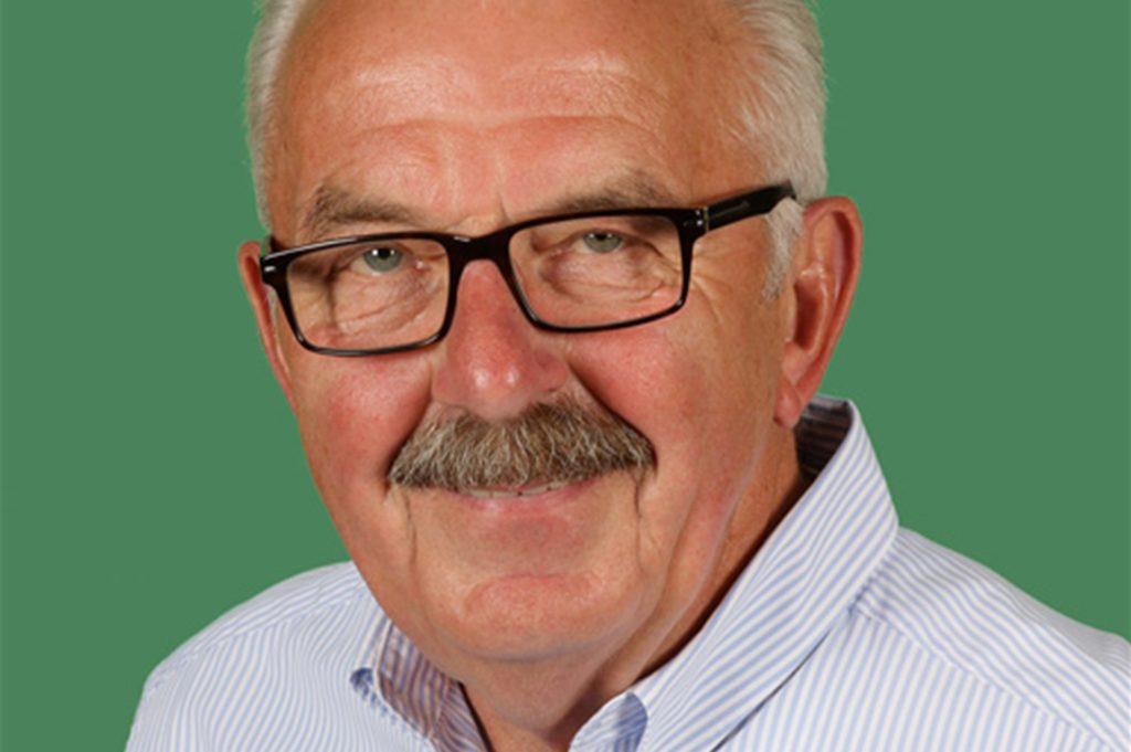 UWG: Rolf-Kurek, 71 Jahre, Angestellter außer Dienst