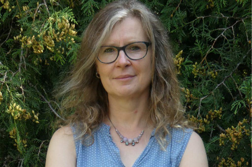 Grüne: Ursula Adrian, Geburtsjahr 1967, selbstständig