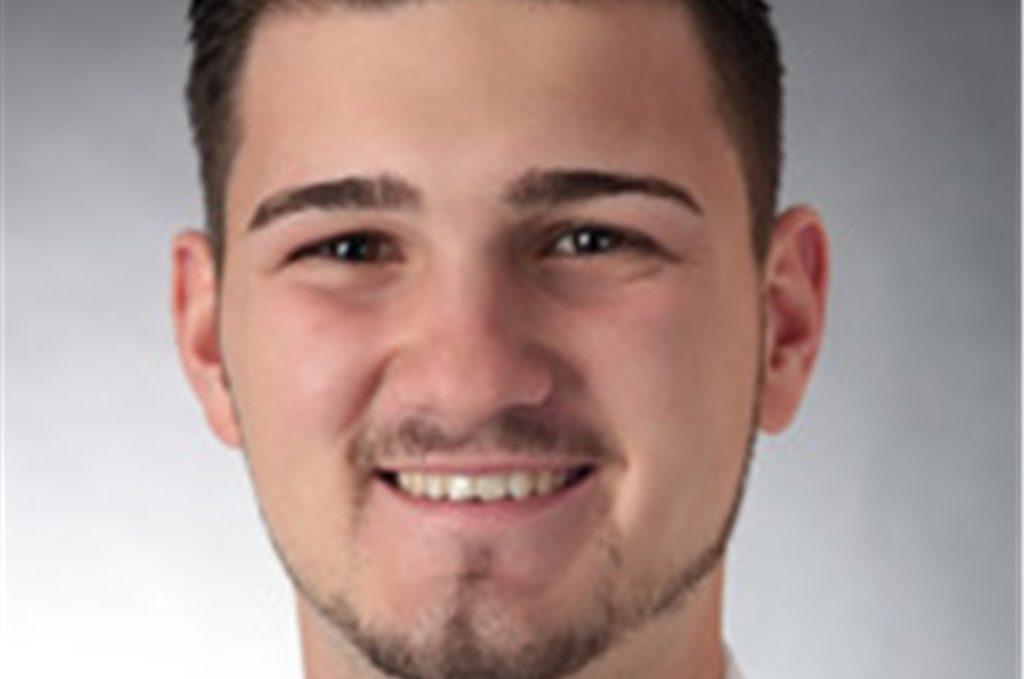 Familienpartei: Christopher Frodl, 24 Jahre, Industriekaufmann