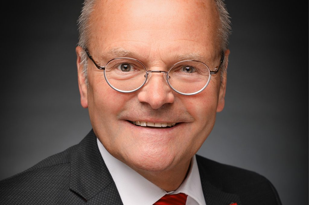Ludgerus Niklas ist Geschäftsführer der Friseur-Innung Dortmund und Lünen