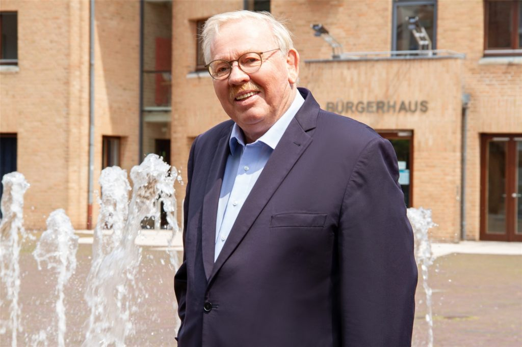 SPD: Wolfgang Steinberg, 70 Jahre, Technischer Angestellter im Ruhestand