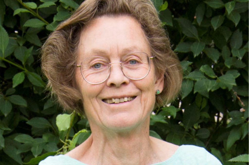 Grüne: Christina Grave-Leismann, 65 Jahre, pensionierte Lehrerin