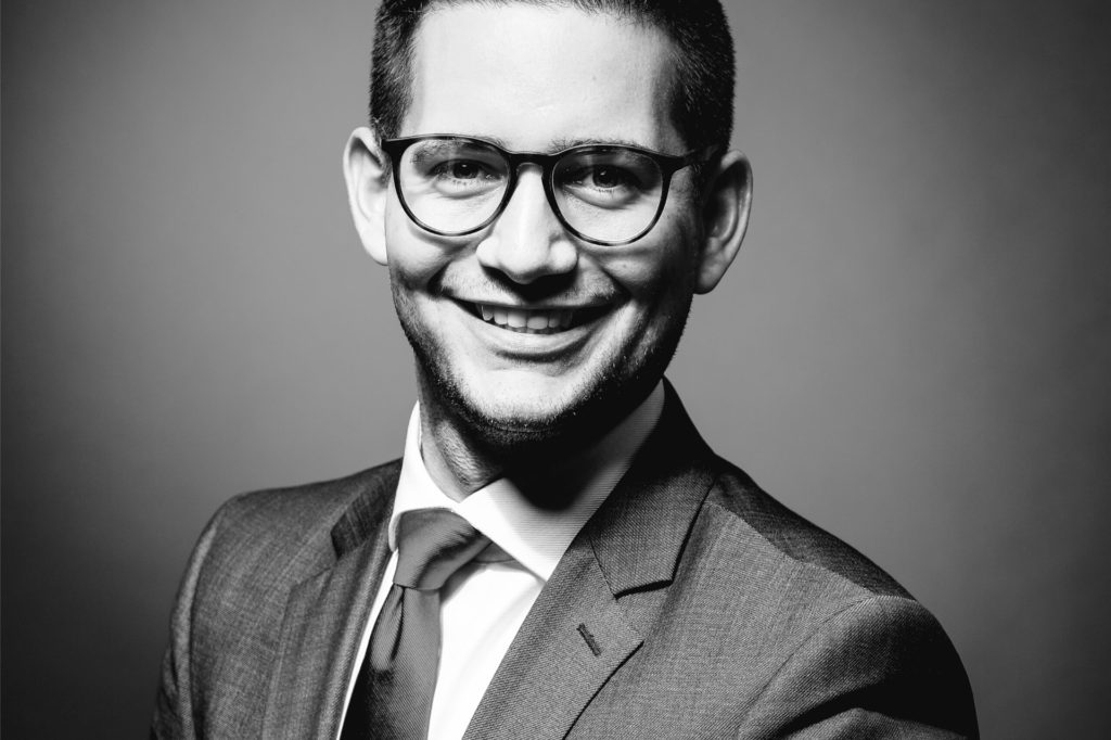 FDP: Pascal Krieg , 29 Jahre, Bankkaufmann