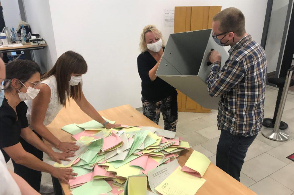 19.836 Wahlberechtigte gaben bei der Kommunalwahl in Ahaus ihre Stimme ab. Die Wahlbeteiligung lag bei 62,47 Prozent.