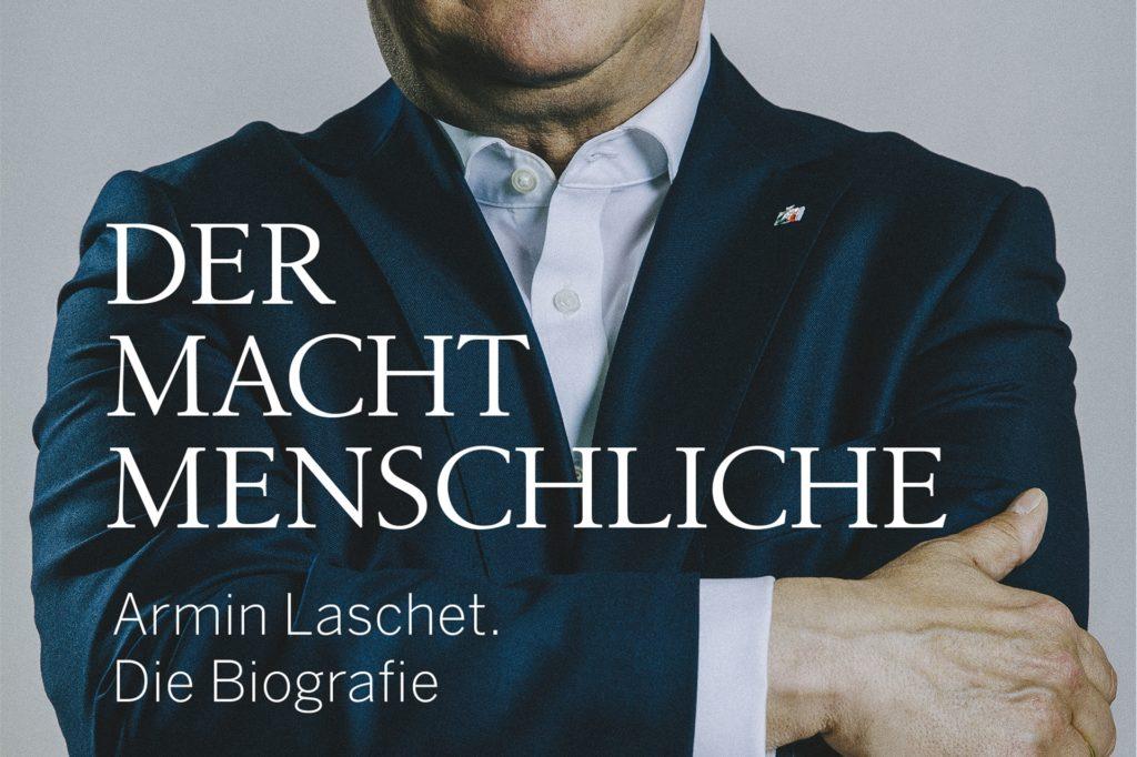Das Cover des Buches «Der Machtmenschliche» der Autoren Tobias Blasius und Moritz Küpper