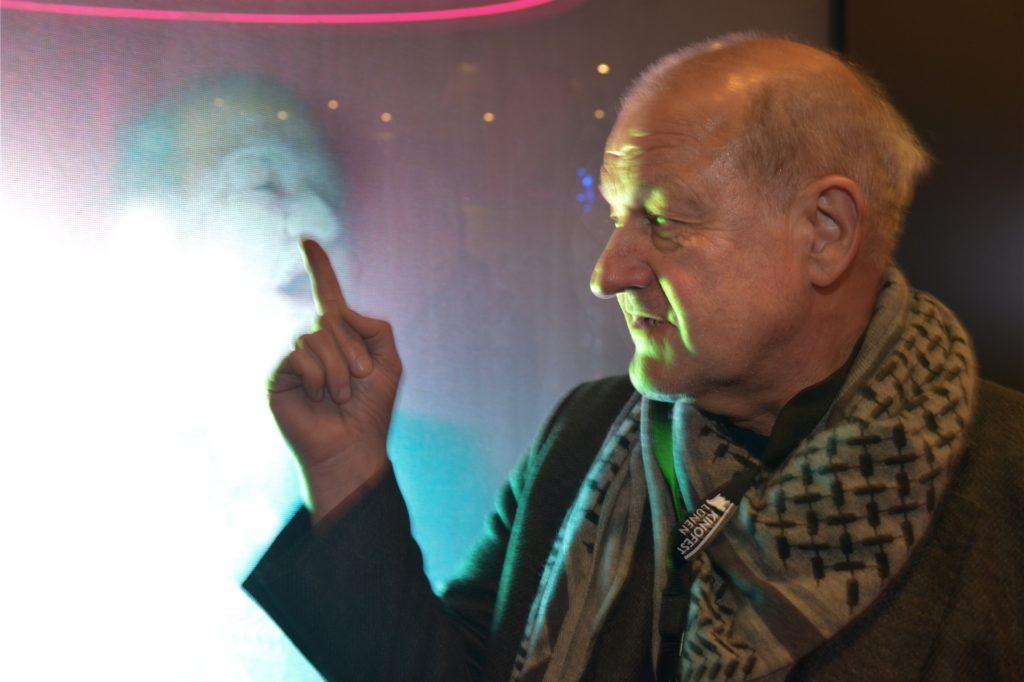"""Leonard Lansink (""""Wilsberg"""") ist wieder zur Kurzfilmnacht eingeladen."""