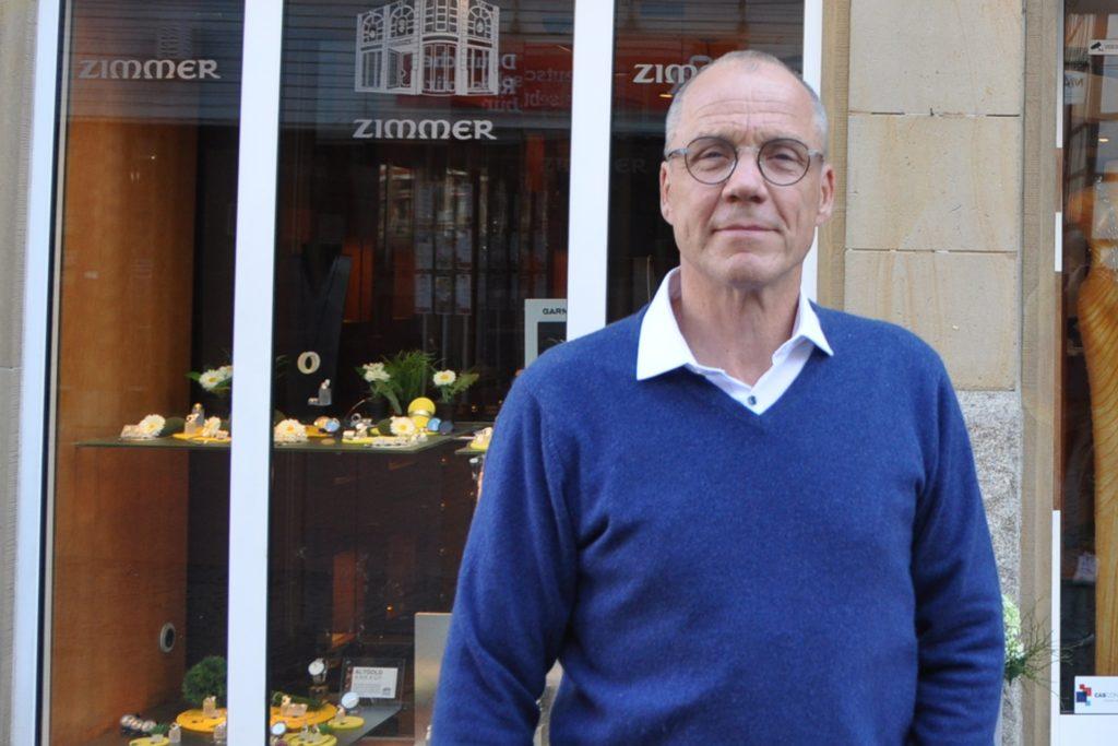 Matthias Zimmer (Vorsitzender von Casconcept) will mit der Standortgemeinschaft noch einmal versuchen, die Altstadt neu aufzustellen. Dazu hat man sich jüngeres Personal gesucht.