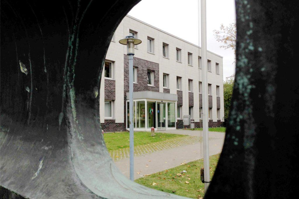 Im Amtsgericht Castrop-Rauxel fand die Zwangsversteigerung statt.