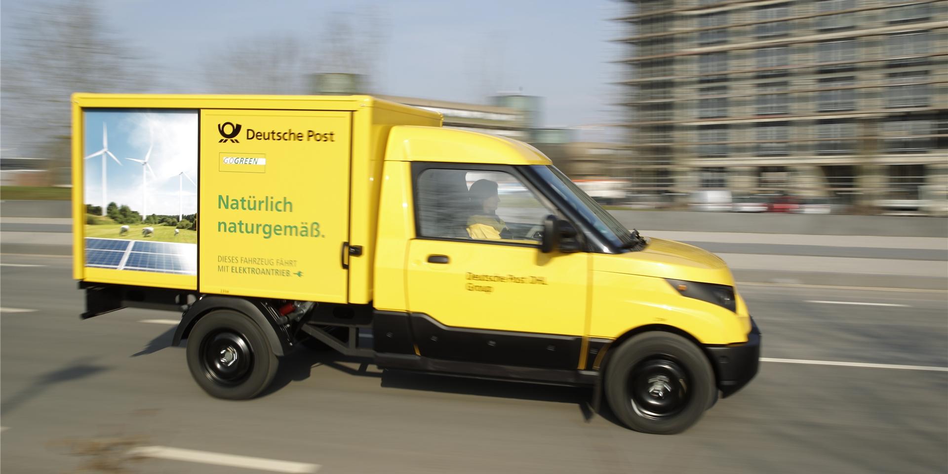 G.A.S. verlängert Werkstatt-Vertrag mit Deutsche Post DHL