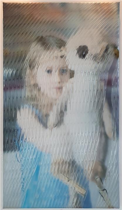 Eines der Werke von Kilian Saueressig