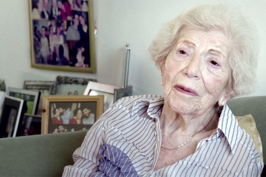 Lore Gottlieb, geb. Terhoch, lebte seit Jahrzehnten in Israel. In Haifa interviewte Michael Kupczyk die gebürtige Lünerin 2016.