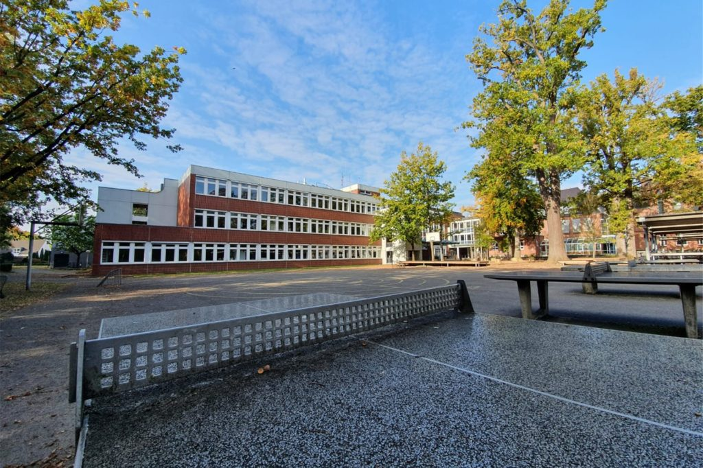 Die Canisiusschule ist für Redakteur Johannes Schmittmann erst spät zum Lieblingsort in seiner Heimatstadt Ahaus geworden.