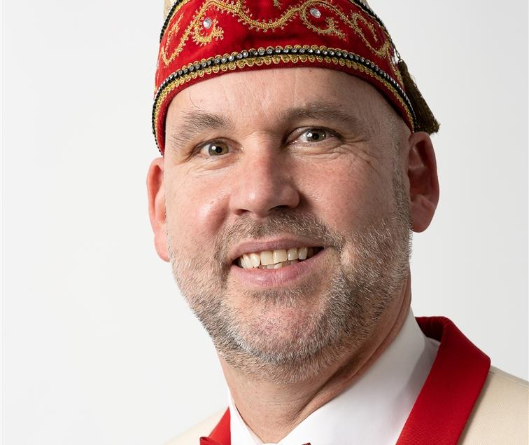 Thomas Osterhues ist neuer Präsident des Wüllener Karnevalsvereins.
