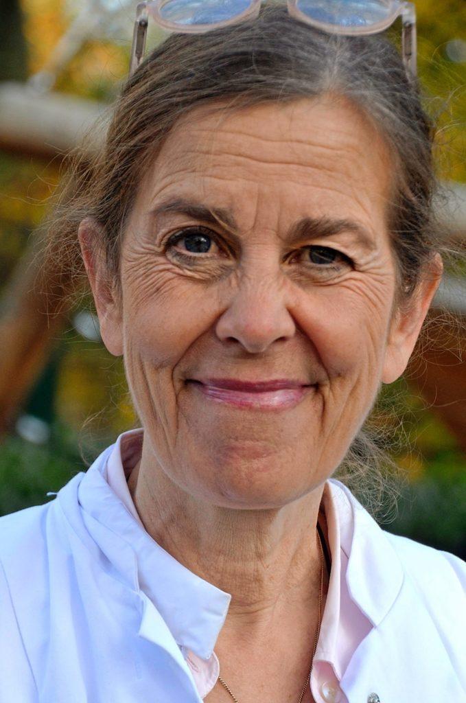 Die Dattelner Chefärztin Prof. Dr. Claudia Roll