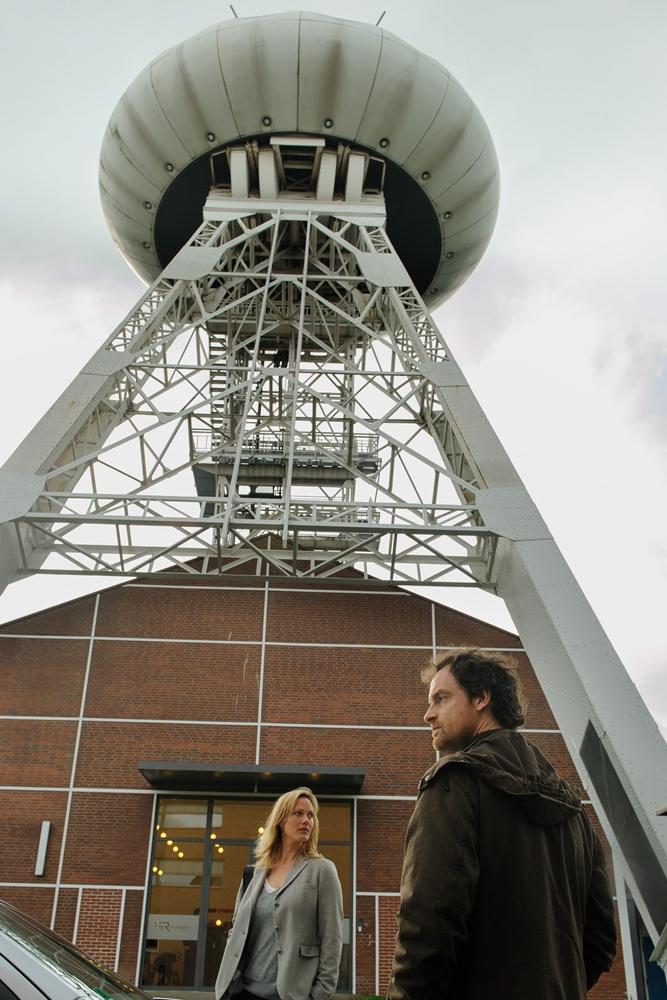 Im ersten Dortmund-Tatort präsentierte sich das Ufo einem Millionenpublikum.
