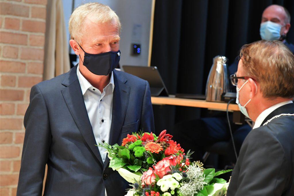 Hugo Brentrup ist der neue erste stellvertretende Bürgermeister in Selm.