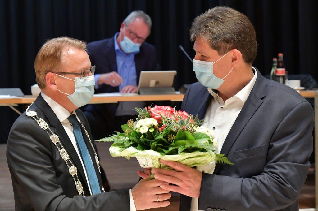 Michael Feige ist der neue zweite stellvertretende Bürgermeister in Selm.