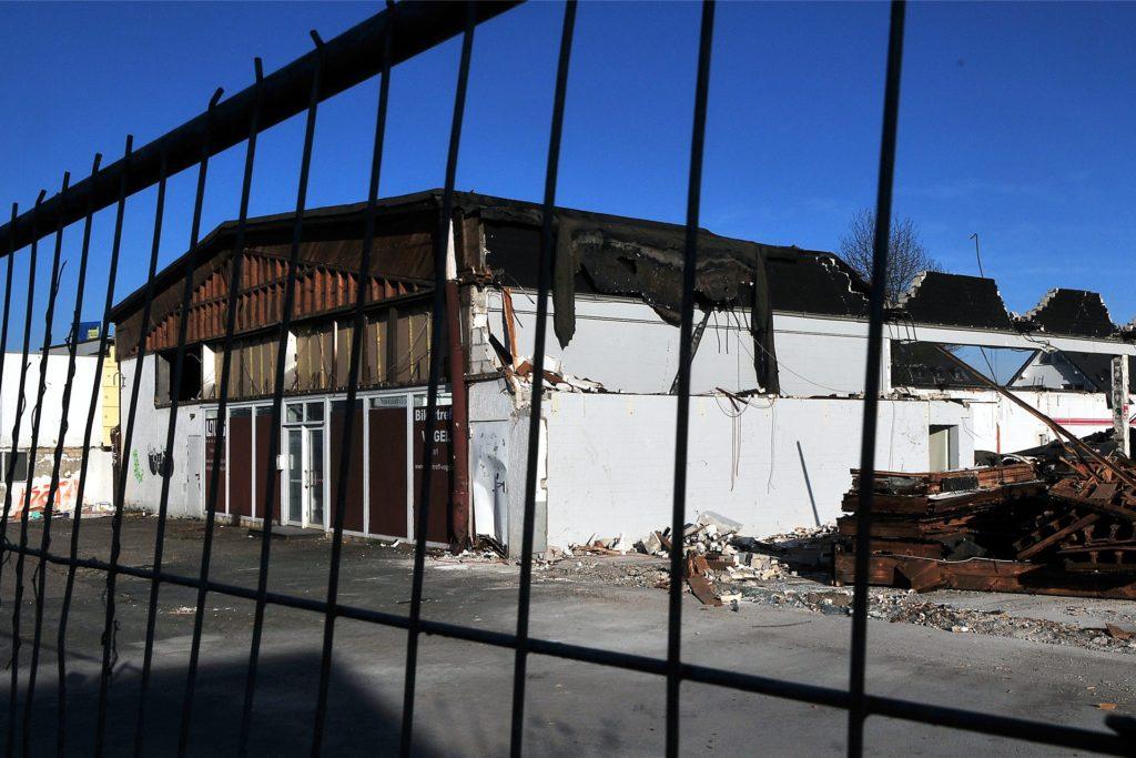 Auf dem Gelände des ehemaligen Old Daddy plante der Investor Hiesgen ursprünglich den Bau eines Edekamaktes und eines Casinos.