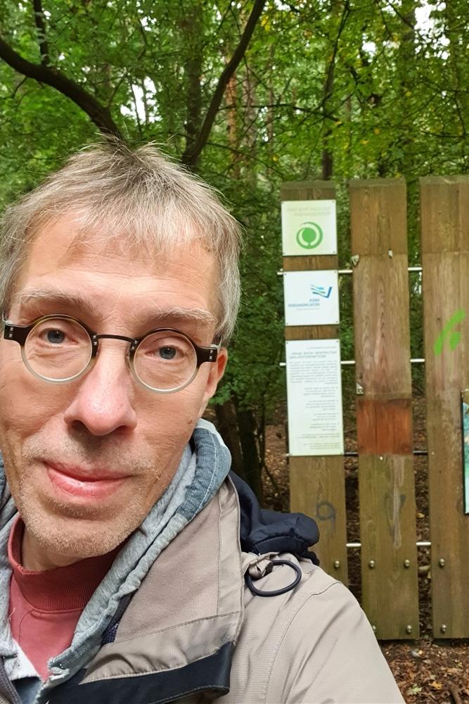Jörg Schmitz-Linneweber schaut fast täglich auf das Live-Bild vom Marktplatz und hat deswegen schnell gemerkt, als es fehlte.