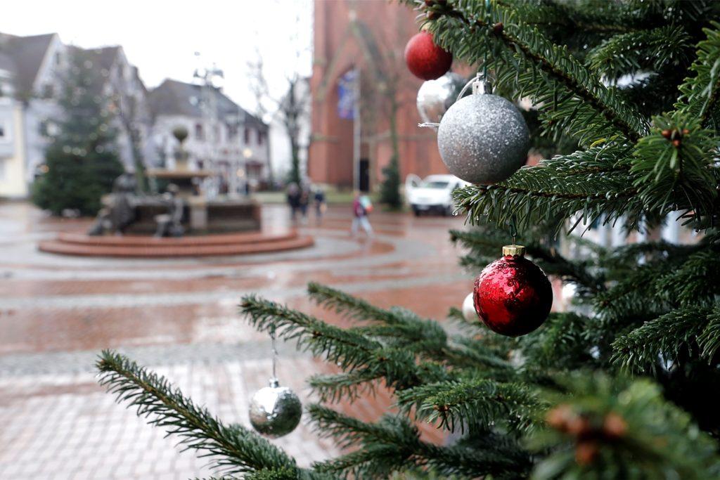 Die letzten Tage vor Weihnachten stärken noch einmal den Umsatz der Kaufmannschaft. Jetzt brechen die Einnahmen wieder weg.