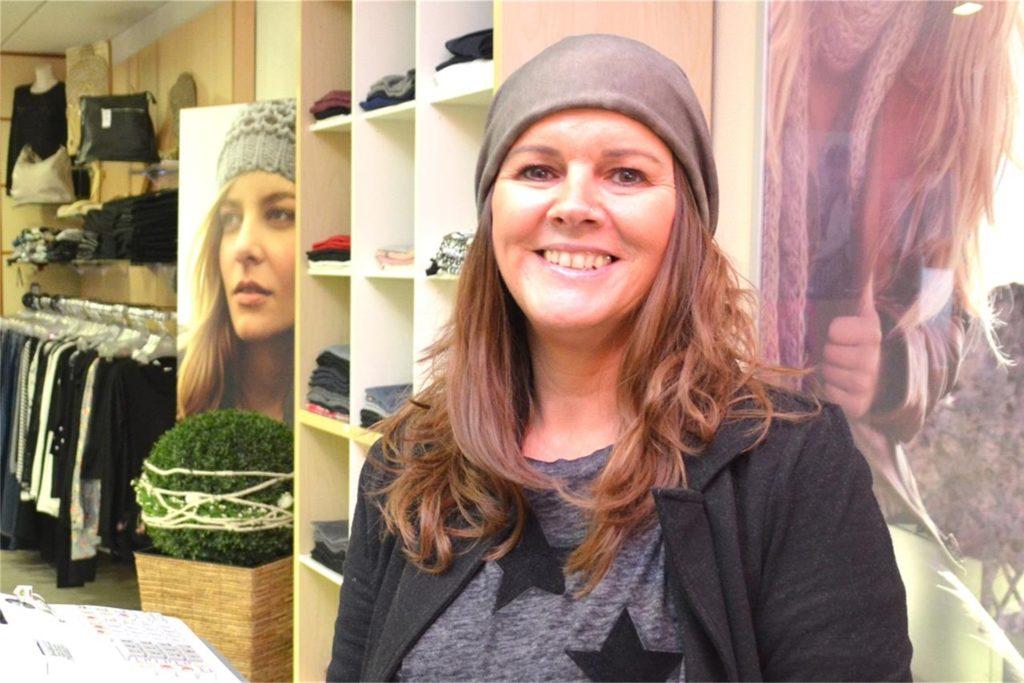 In Birgit Schachtsiecks Boutique