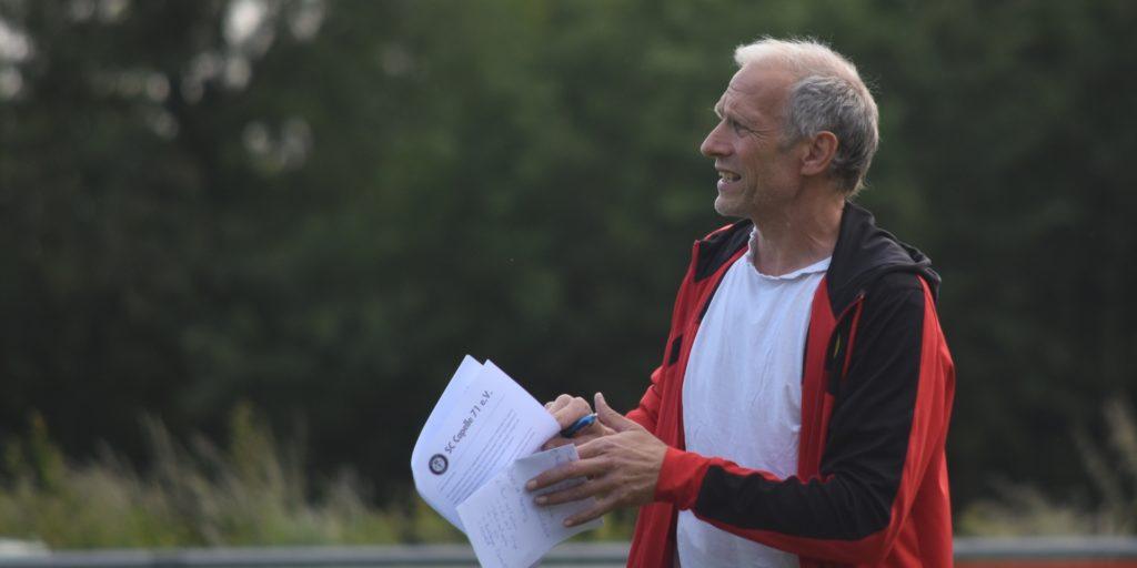 Bei Reinhard Behlert und dem SC Capelle laufen die Planungen für die kommende Saison bereits auf Hochtouren.