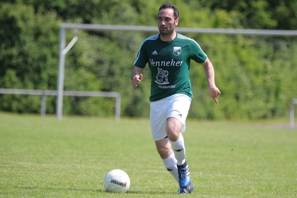 Daniel Eroglu spielt aktuell für den FC Nordkirchen.