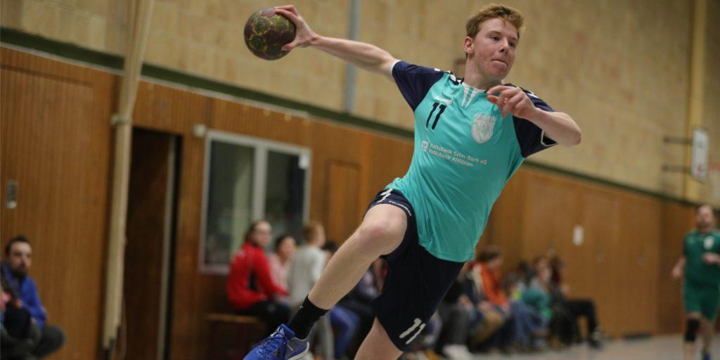 Felix Schimmel und die Handballer des PSV Bork treten in der Aufstiegsrunde an.