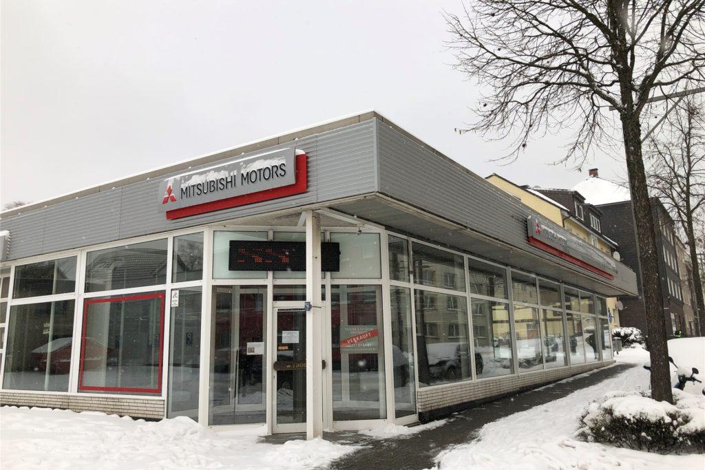 Das Autohaus Trosse hat es die längste Zeit an der Evinger Straße gegeben. Wer dort einzieht, ist unklar