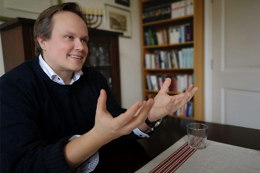 Pfarrer Michael Ostholthoff