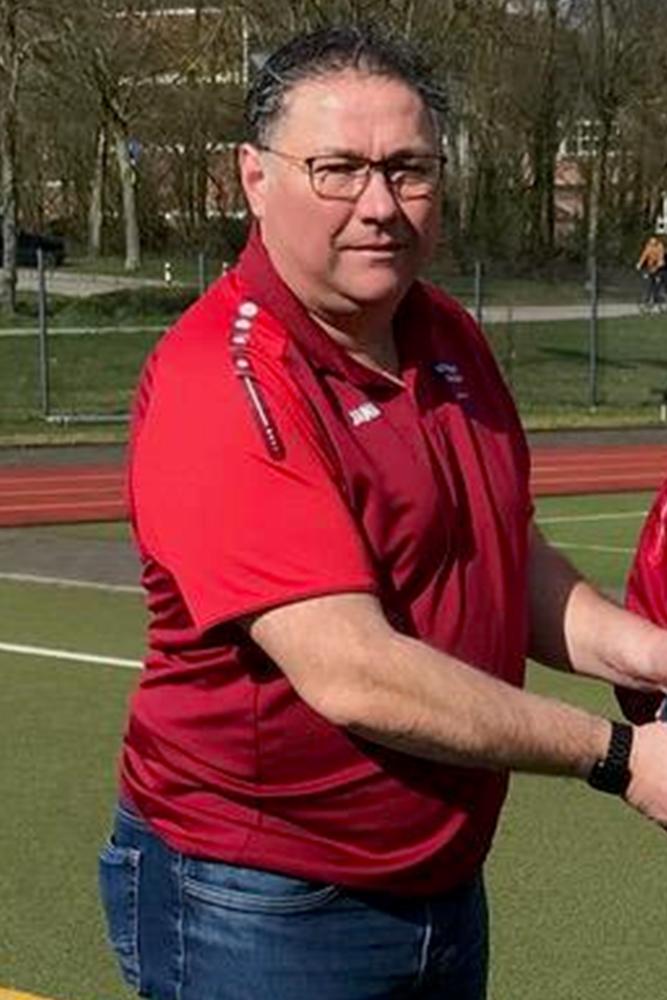 Ralf Cramer ist Leiter der Jugendfußball-Abteilung des Werner SC.