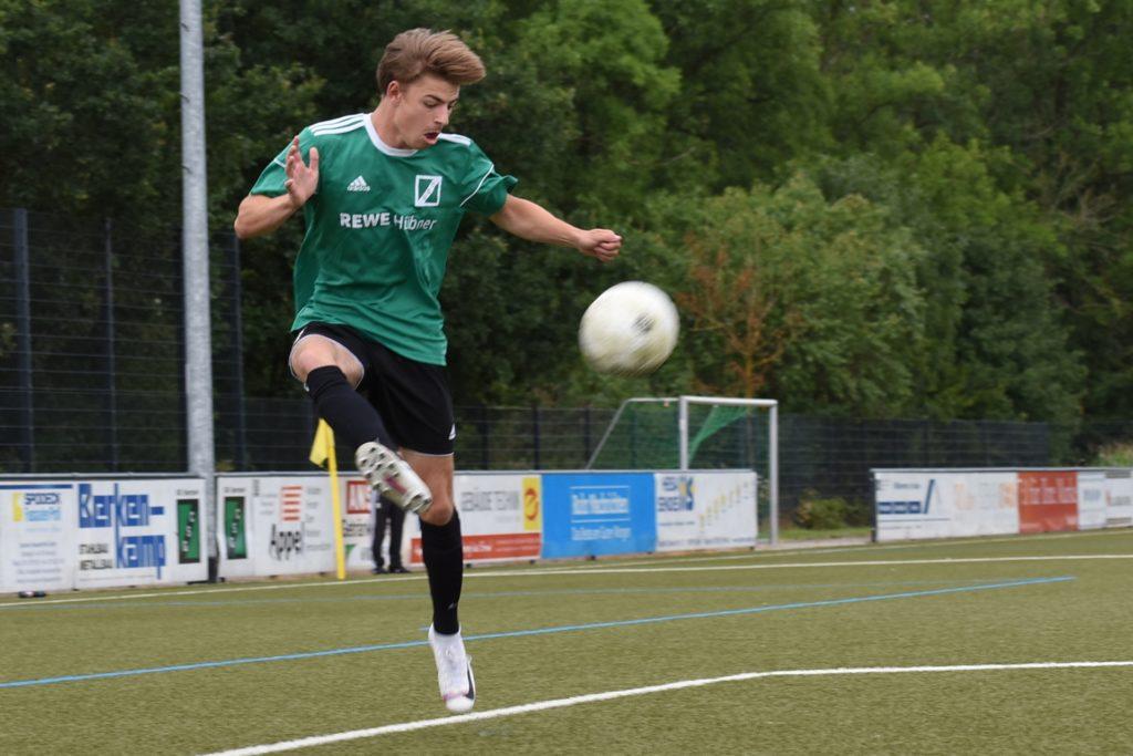 Julius Becker studiert derzeit in Lettland.