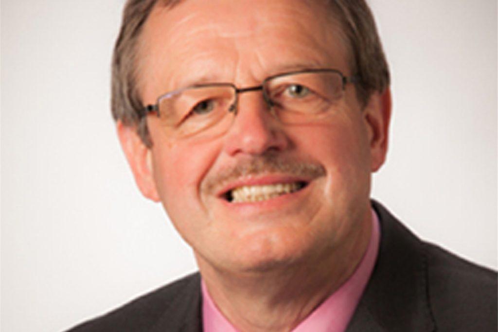Der SPD-Fraktionsvorsitzende Otger Harks