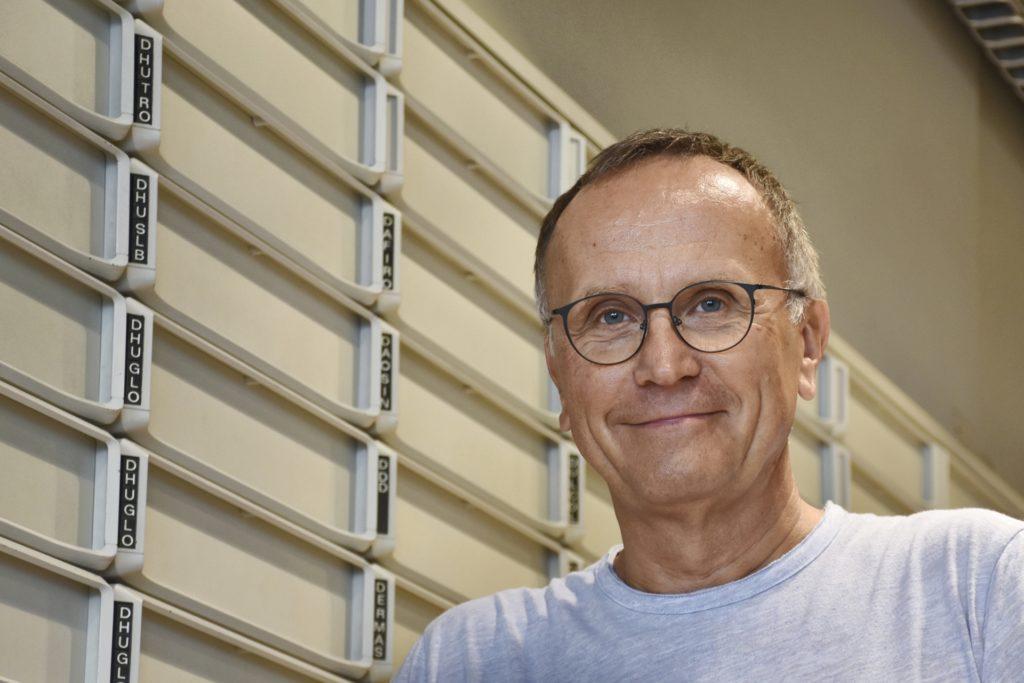 Winfried Radinger ist Inhaber der Altstadt-Apotheke.