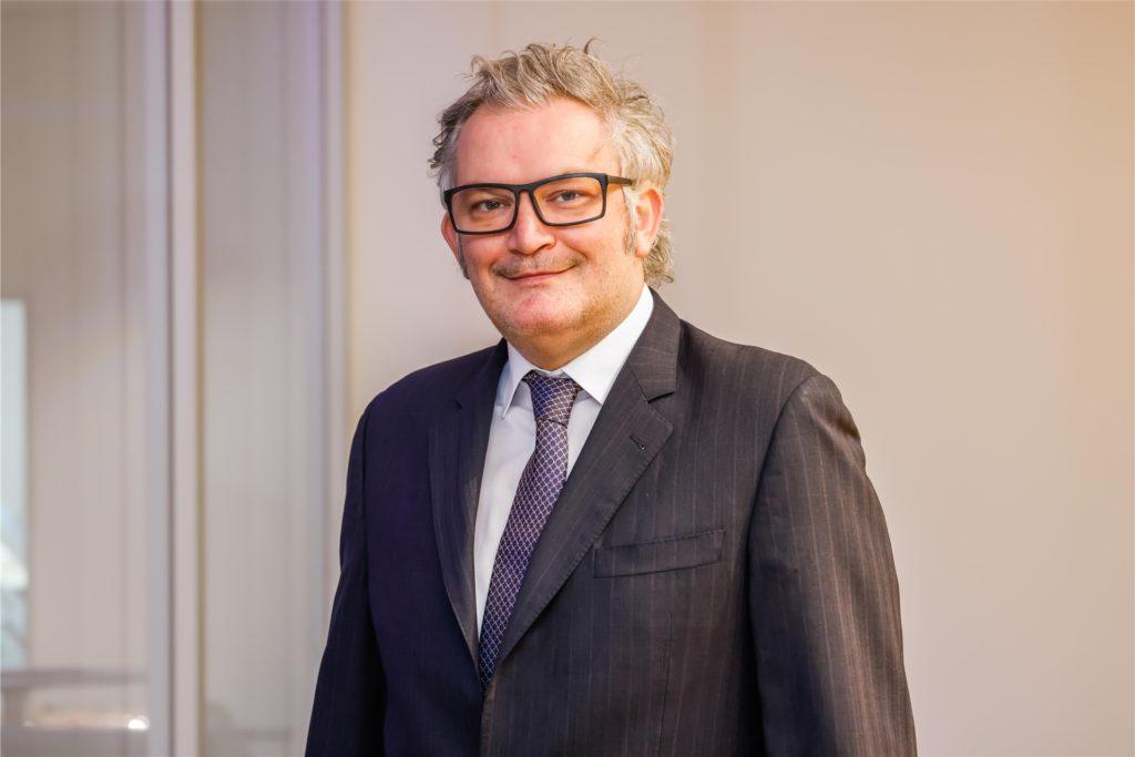 Cityring-Vorsitzender Tobias Heitmann fordert als Vertreter der Kaufleute aus der Innenstadt in Dortmund, dass die Politik nicht mehr nur einen Lockdown als Antwort auf die Pandemie kennt.